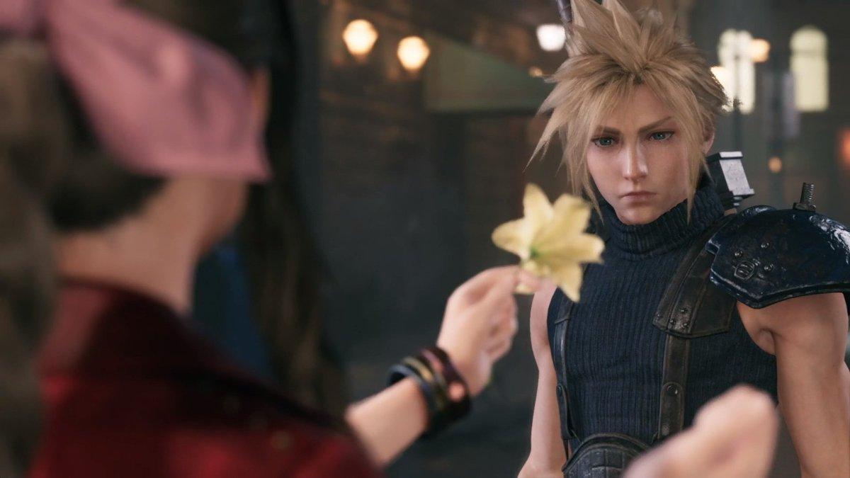 Final Fantasy VII Remake ganha novotrailer